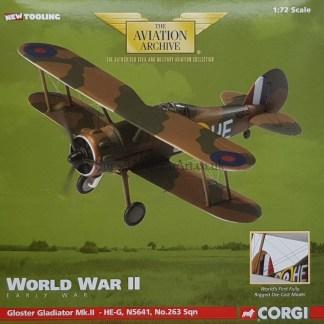 Gloster Gladiator Mk.II (AA36201)