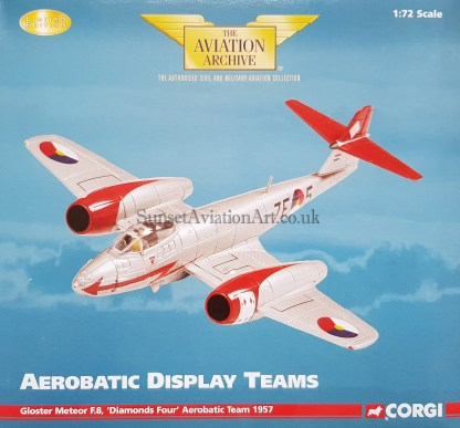 Corgi AA35006 Gloster Meteor