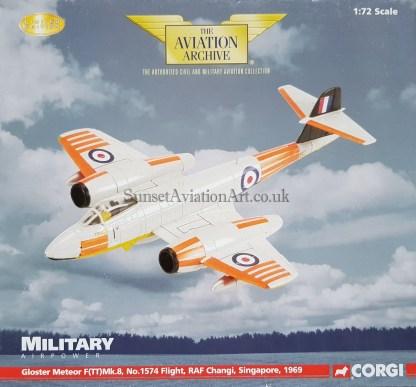 Corgi AA35003 Gloster Meteor