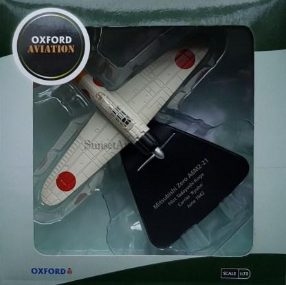Mitsubushi Zero AC053 Oxford Aviation