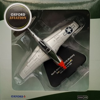 P-51D Mustang AC079 Oxford Aviation