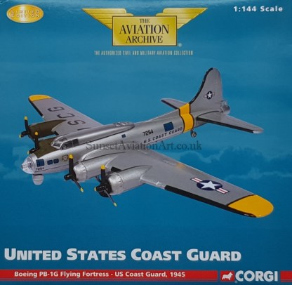 Boeing PB - 1G B-17 Flying Fortress Corgi US31107