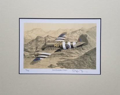 Bristol Beaufighter TF . Mk . X