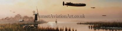 Pathfinders Inbound-Lancaster