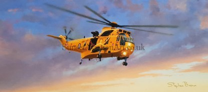 Westland Sea King HAR 3