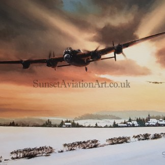 Aviation Christmas Cards