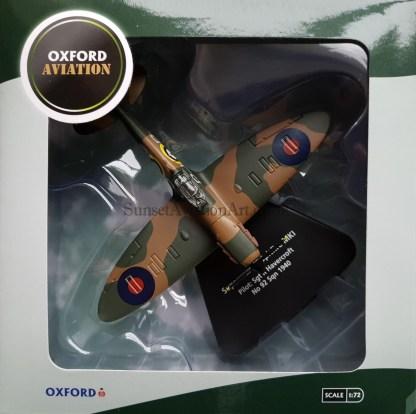 Supermarine Spitfire MkI AC001 Oxford Aviation