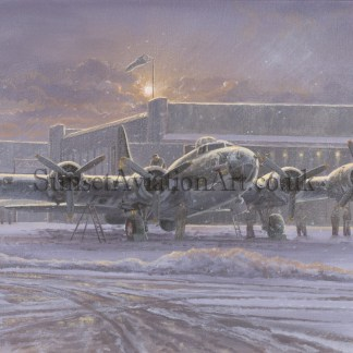 The Memphis Belle greeting cards