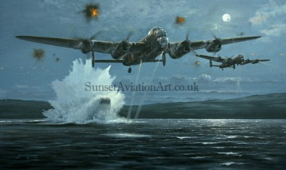 Dambuster Heroes greeting cards