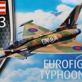 03900 Revell Eurofighter Typhoon RAF