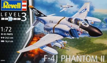03941 Revell F-4J Phanton II