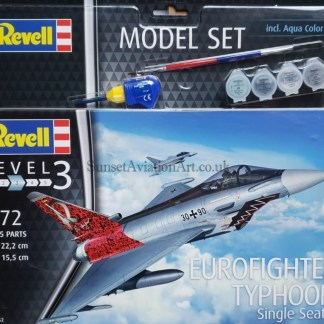 03952 Revell Eurofighter Typhoon
