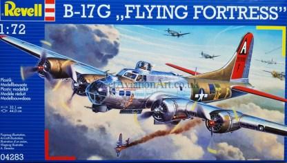 04283 Revell B-17G Flying Fortress