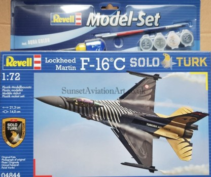 04844 Revell F16 C Solo Turk