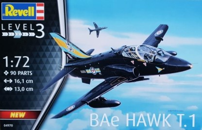 04970 Revell BAe Hawk T.1