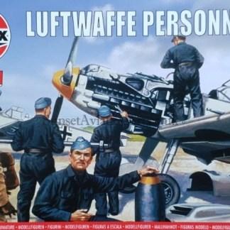 A00755V Airfix Luftwaffe Personnel