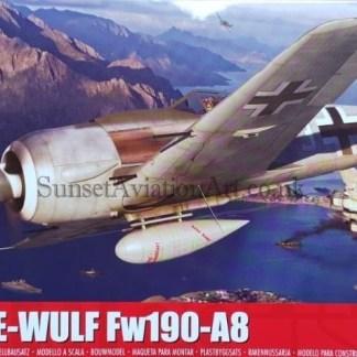A01020A Airfix Focke - Wulf Fw190- A8