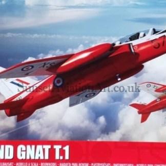 A02105 Airfix Folland Gnat T.1