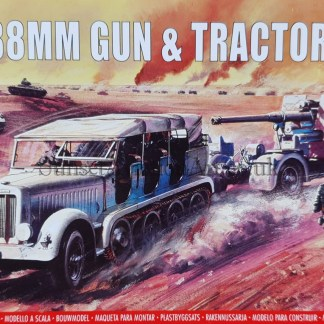 A02303V Airfix 88mm Gun and Tractor
