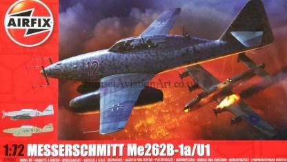 A04062 Messerschmitt Me 262B-1a U1