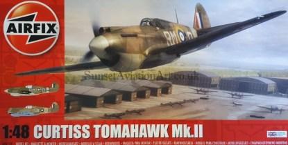 A05133 Airfix Curtiss Tomahawk Mk.II