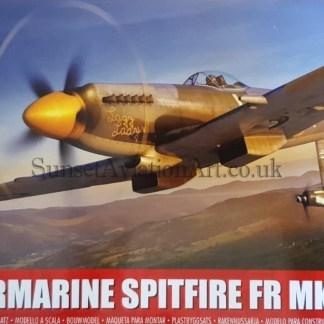 A05135 Airfix Supermarine SpitfireFr Mk XIV