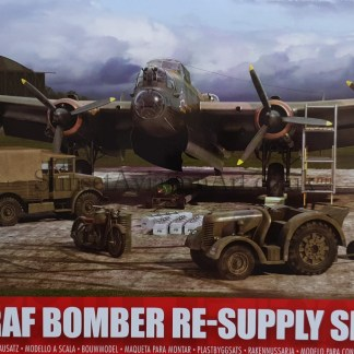 A05330 Airfix WWII RAF Bomber Re-Supply Set