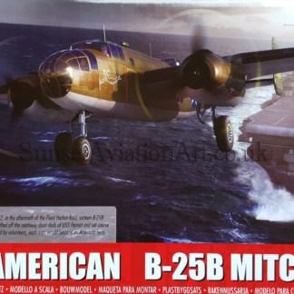 A06020 Airfix North American B-25B Mitchell