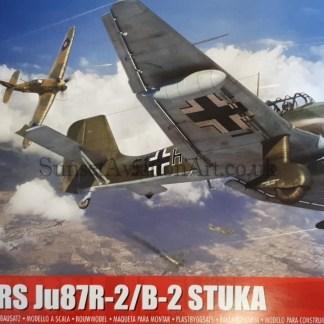 A07115 Airfix Junkers Ju 87R 2 B- Stuka