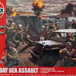A50156A Airfix D-Day Sea Assault