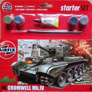 A55109 Airfix Cromwell Mk.IV Tank