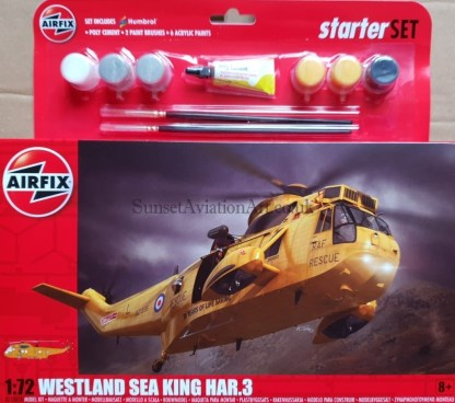 A55307A Airfix Westland Sea King HAR.3