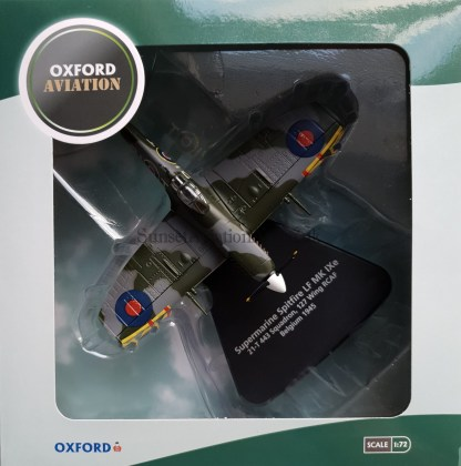 AC098 Spitfire Mk IXE Oxford Aviation