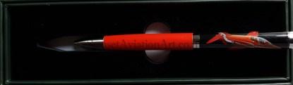 red arrow pen