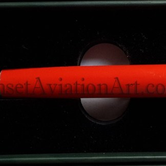 red arrow pen