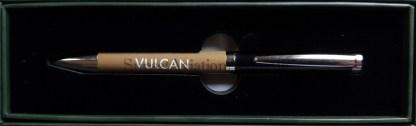vulcan pen.
