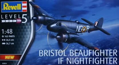 03854 Revel Bristol Beaufighter IF Night Fighter