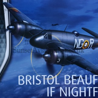 03854 Revel Bristol Beaufighter IF Night Fighter