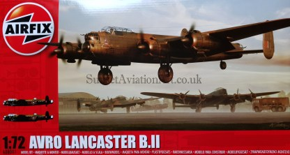 A08001 Airfix Avro Lancaster B.II