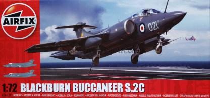 A06021 Airfix Blackburn Buccaneer S.2C
