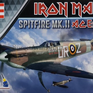 05688 Revel Spitfire Mk II Aces Iron Maiden
