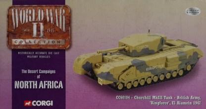Corgi CC60104 Churchill MkIII Tank
