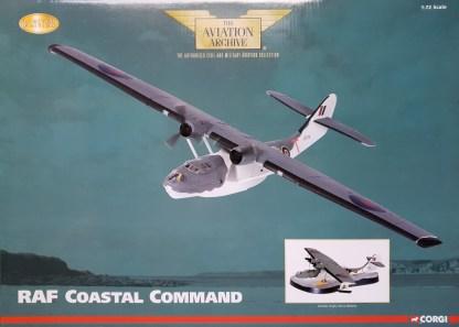 Corgi AA36103 RAF Coastal Command PBY Catalina MkIVA
