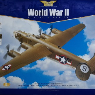 B-24D Liberator Ball of Fire Corgi AA34002