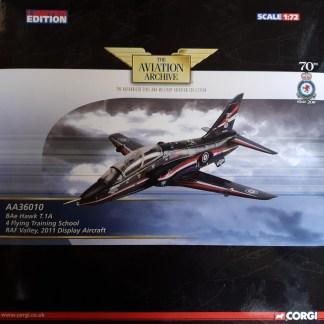 BAe Hawk T.1A 4 Flying Training School Corgi AA36010