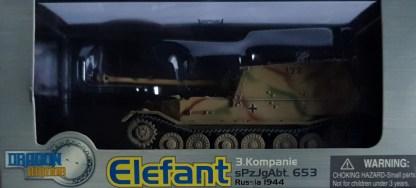 Elefant 3 Kompanie sPzJgAbt 653 Russia 1944 Drogon Armor 60023