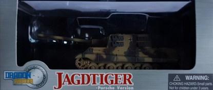 Jagdtiger Porsche Version Germany 1945 Dragon Armour 60127