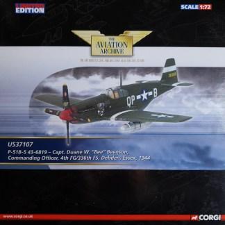 P-51B Mustang Corgi US37107