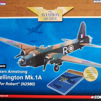 Wellington Mk.1A R for Robert Corgi AA34810
