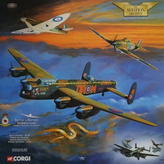 Corgi AA32602 Avro Lancaster Battle of Britain Memorial Flight